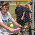 Waldron High School Boys Varsity Tennis finishes 2nd place