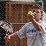 Boys Tennis - Waldron vs. Tri 8/22/17