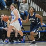 Photos - Girls Basketball vs. University 11/14/17