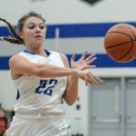 Waldron High School Girls Varsity Basketball beat Central Christian Academy 58-19