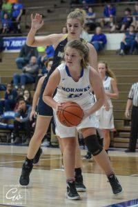 Photos – Girls Basketball vs. University 11/14/17