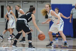 Photos – Girls Basketball vs. Hauser 11/17/17