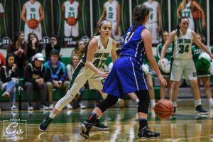 Photos – Girls Basketball vs. Triton Central 12-1-17
