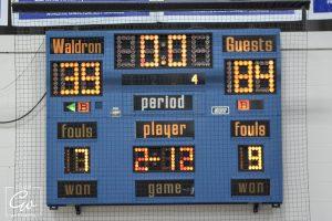 Photos – Boys Basketball vs. Milan 12-9-17