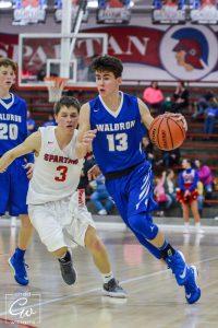 Photos – Boys Basketball vs. Southwestern 12-16-17