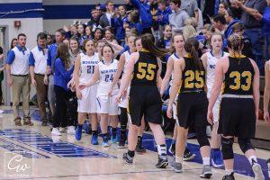 Photos – Girls Basketball County Tournament 1-4-18