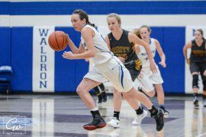 Photos – Girls Basketball vs. Trinity Lutheran 1/9/18