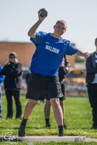 Photos – Varsity Track vs. Hauser 4/19/18