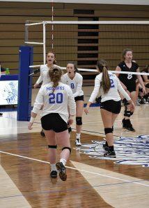 Photos – JV/Varsity Volleyball vs. Knightstown 8/30/18