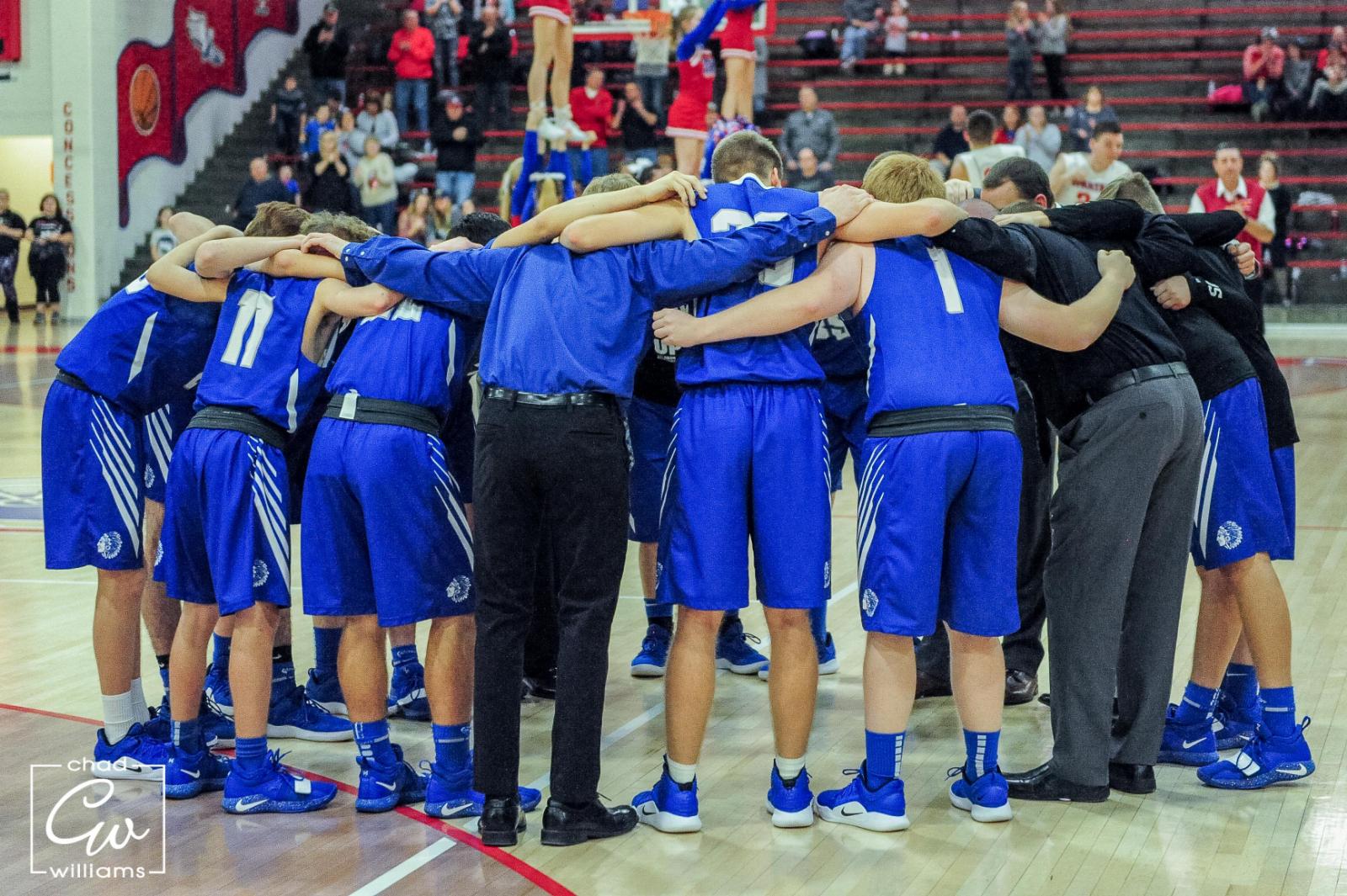IHSAA Boys Basketball Sectional 60 Information
