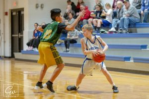 Photos – 7th/8th Grade Boys Basketball vs. St. Bartholomew – 1/28/19