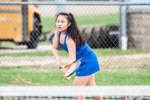 Photos – Girls Tennis vs. Edinburgh