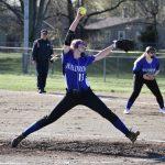 Softball Photos 4/15 & 4/29