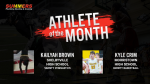 And the Summers Heating and Cooling February Athlete of the month is…