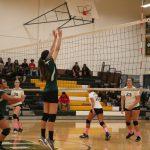 Saddleback High School Girls Sophomore Volleyball Frosh/Soph falls to Calvary Chapel/Santa Ana 2-0