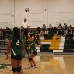 Saddleback High School Girls Junior Varsity Volleyball falls to Calvary Chapel/Santa Ana 2-0