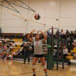 Saddleback High School Girls Varsity Volleyball falls to Calvary Chapel/Santa Ana 3-0