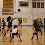 Saddleback High School Girls Sophomore Volleyball Frosh/Soph falls to Costa Mesa High School 2-0