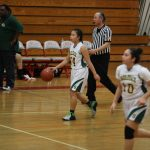 Girls Junior Varsity Basketball beats Estancia 33 – 28