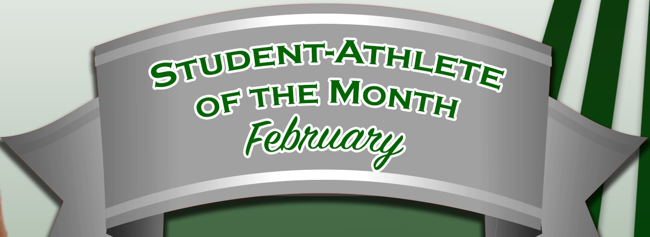 Student-Athlete of the Month