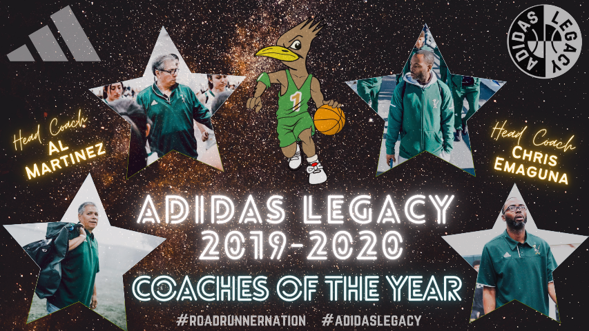 ADIDAS LEGACY 2019-2020 COACHES OF THE YEAR