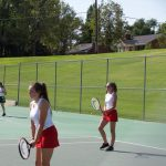 Girls Tennis Information