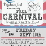 Providence Hall Fall Carnival