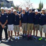Providence Hall Charter School Boys Varsity Golf finishes 1st place