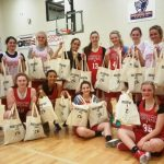 Girls Basketball Service Project