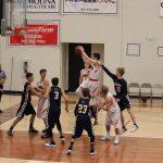 Providence Hall Charter School Boys Varsity Basketball beat Maeser Prep Academy 74-49