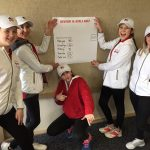Providence Hall Charter School Girls Varsity Golf finishes 1st place