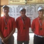 Providence Hall Charter School Boys Varsity Golf finishes 3rd place