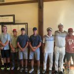 Providence Hall Golf finishes 4th place at Fox Hollow – 4th Overall region 14