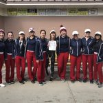Providence Hall Girls Varsity Golf finishes 1st place at Mountain View Golf Tournament