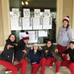 Girls Varsity Golf finishes 368th place at Roosevelt Tournament