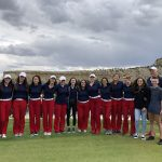 Lady Patriots Golf Team Named Region 14 Champions for the 2018-19 Season