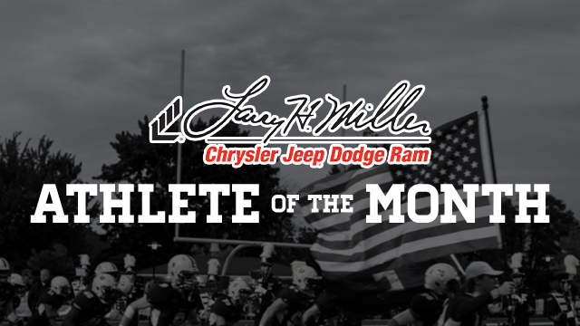 Don't Forget to Vote Larry H. Miller in Sandy December Athlete of the Month