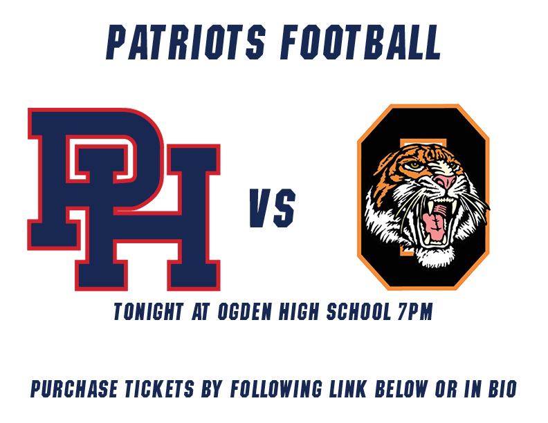 Football at Ogden High School