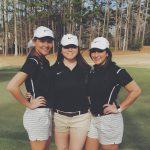 Kell High School Girls Varsity Golf falls to River Ridge High School 193-177