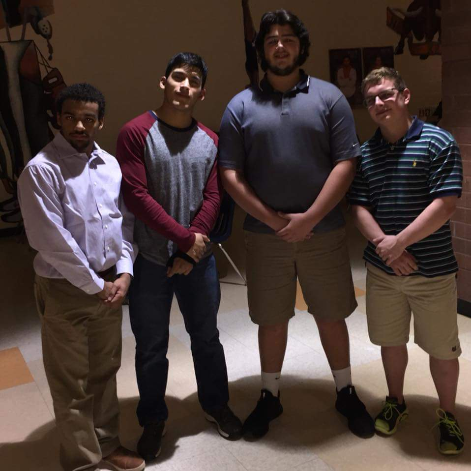 Kell HS Wrestling Banquet Honors Wrestlers
