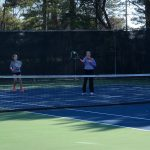 Girls Varsity Tennis beats Villa Rica 5 – 0