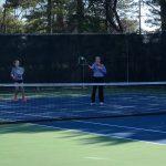 Girls Varsity Tennis beats Villa Rica 5 – 0