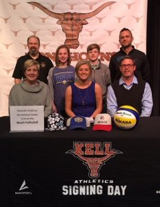 Kell Signing Day 2018