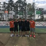 Boys Varsity Tennis beats Paulding County 4 – 1