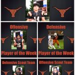 Football – Players of the Week