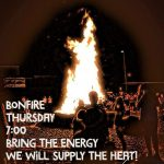 Bonfire Thursday
