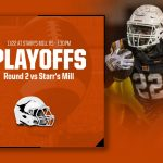 Football Playoffs – Round 2