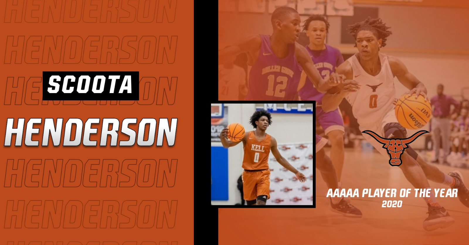 Congrats Scoota Henderson