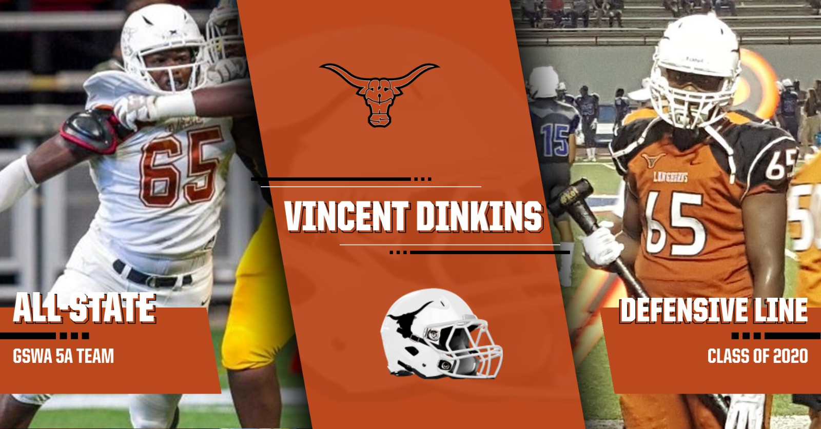 GSWA Honors Vincent Dinkins