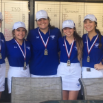 Girls Golf- Pearland Spring Classic Results